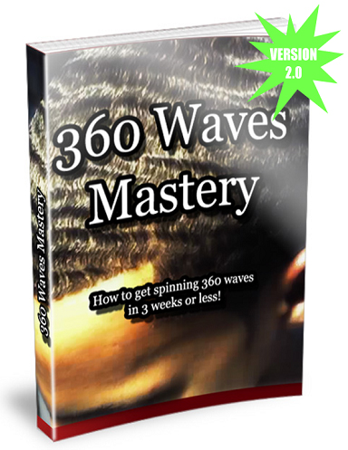 Cool How To Get 360 Waves Discover The Secrets Deep Dark Shiny Waves Short Hairstyles For Black Women Fulllsitofus